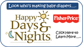 Fisher Price Happy Days & Happy Nights