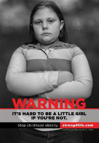 Atlanta Strong4Life ad12 Maggie doesnt need a diet or a humiliating billboard