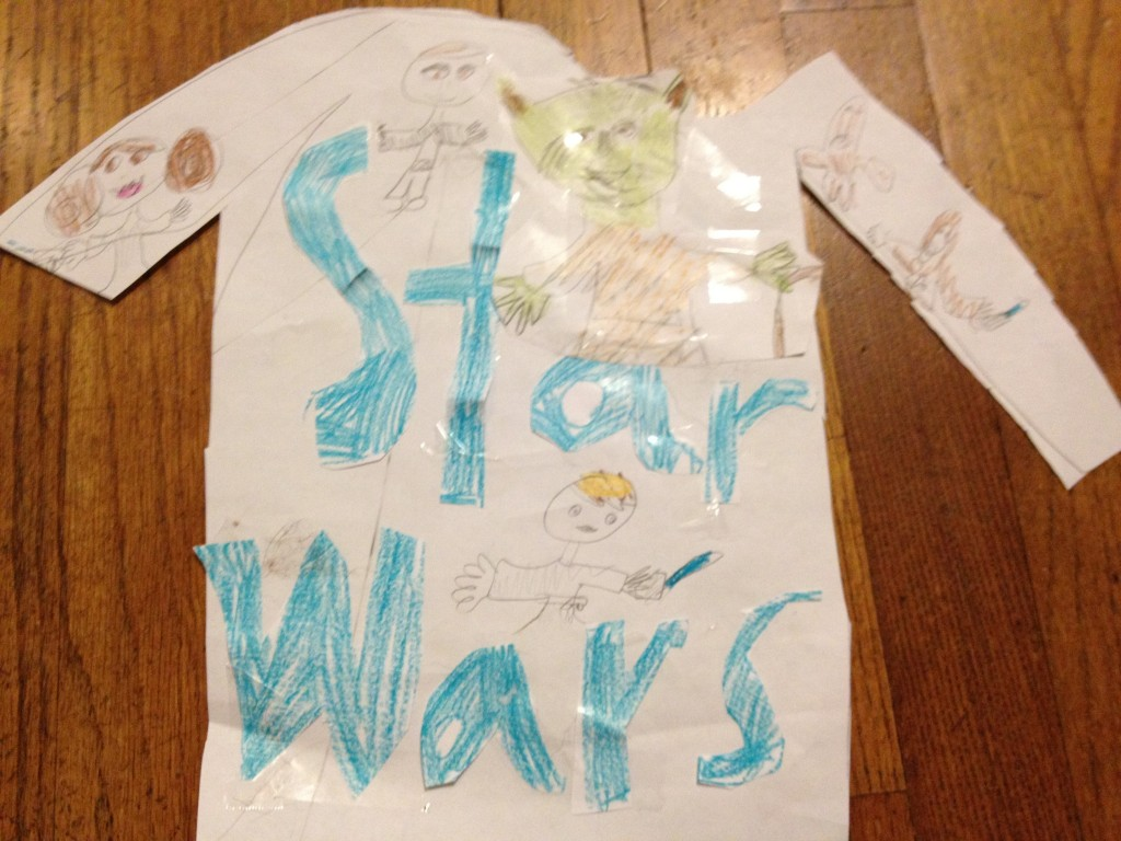 star wars tee 1024x768 7 Quick Takes: The Laughing Matters, Star Wars, Homeschooling Discernment, & More Edition