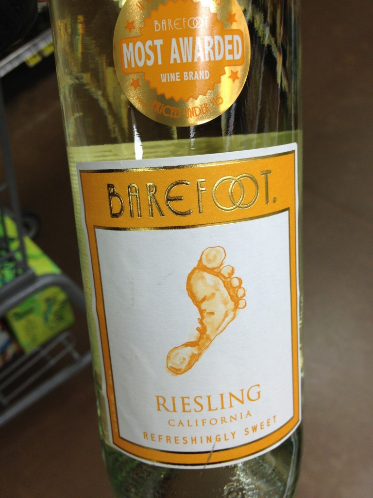cheap but delicious Riesling
