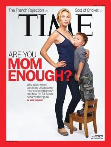 TIME Cover 5.21.12 Theres one thing you should never attach yourself to...