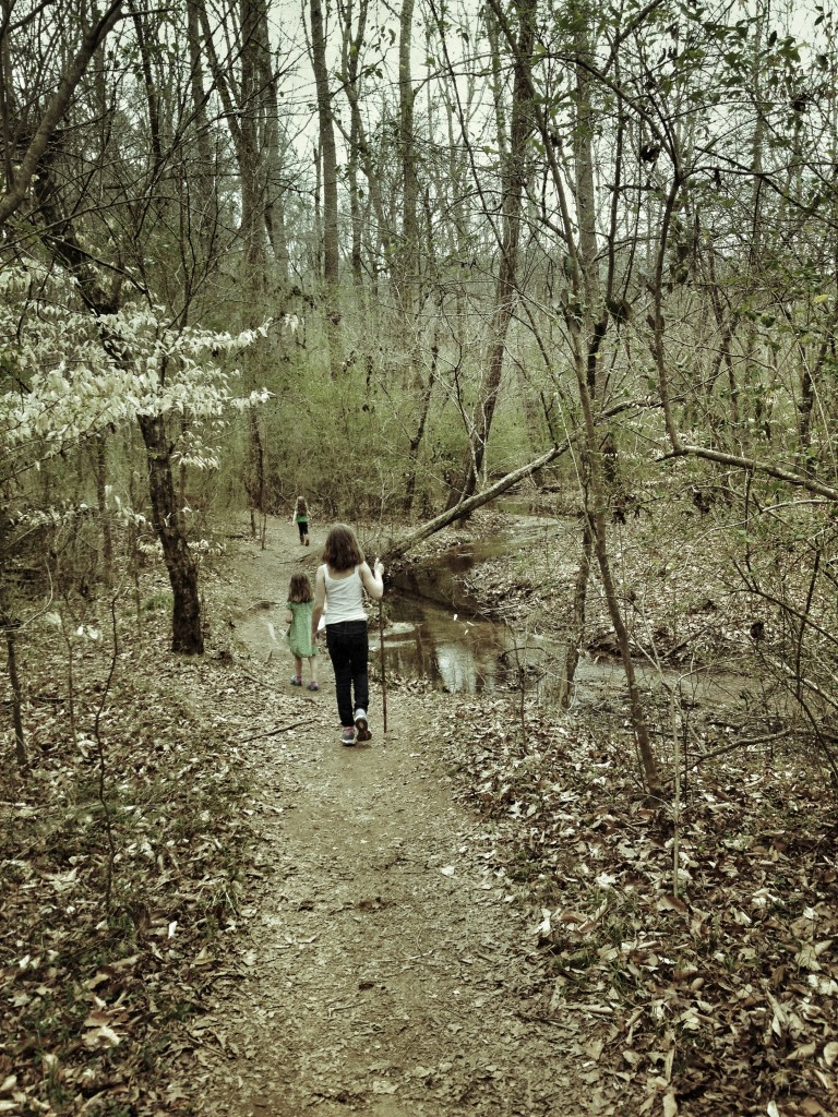 walking in the woods 768x1024 A mothers prayer