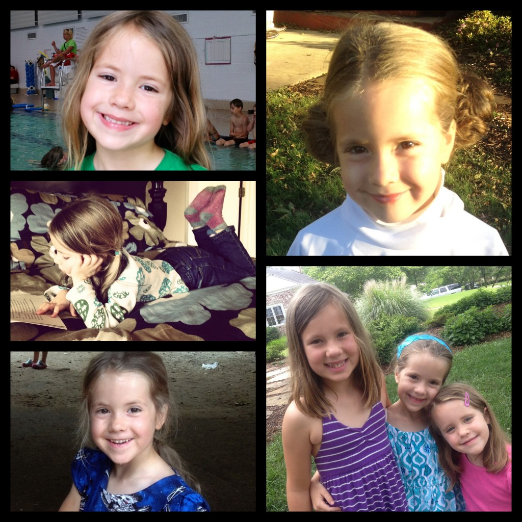 Rae 2013 bday collage