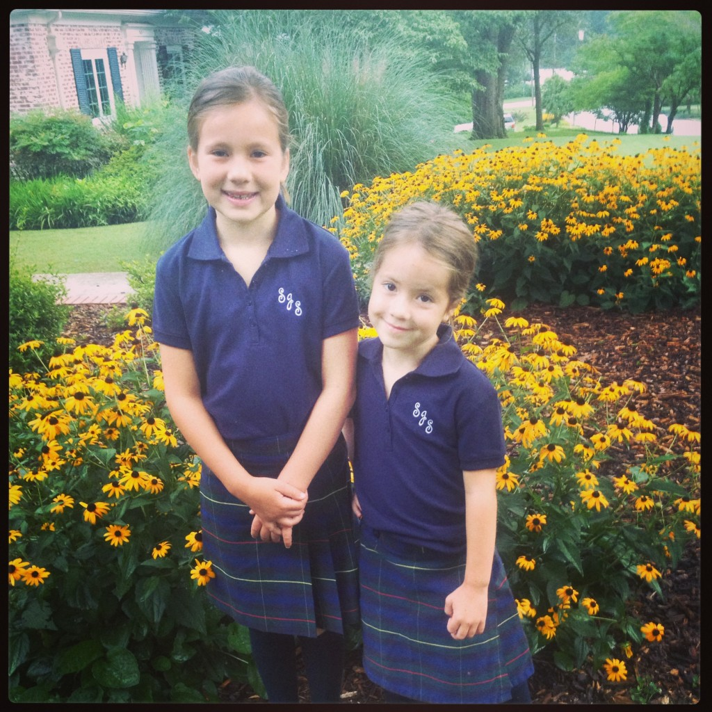 first day of school 1024x1024 A valediction forbidding mourning