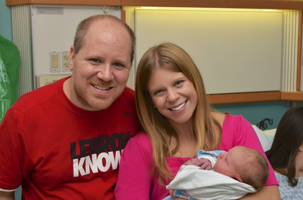 Katie, Josh, & Ellyn